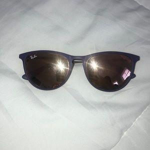 Purple Ray-Bans